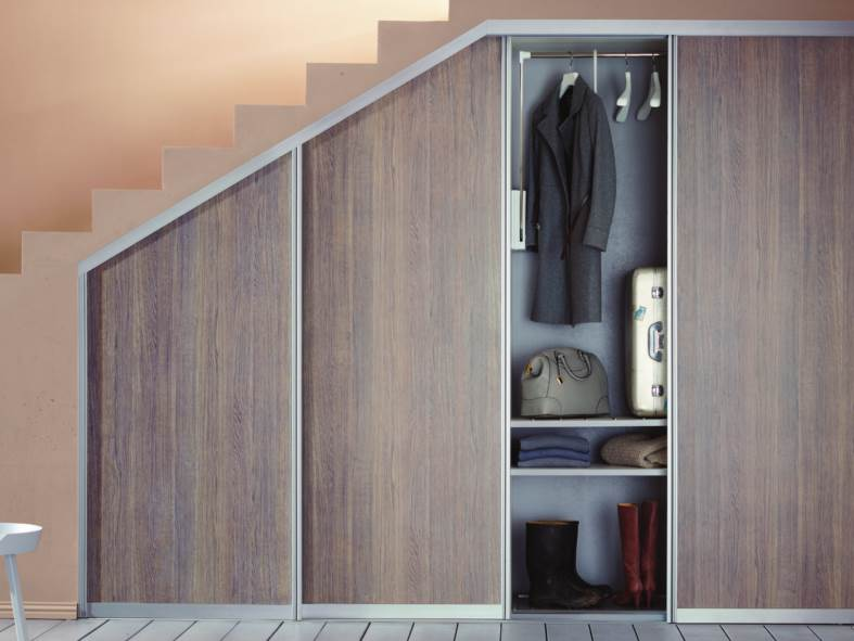 schreinerei schiebet rsystem silent aluflex. Black Bedroom Furniture Sets. Home Design Ideas
